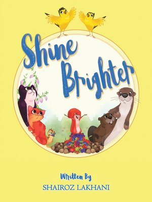 cover image of Shine Brighter