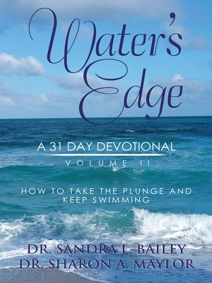 cover image of Water's Edge