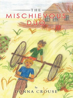 cover image of The Mischievous Duo