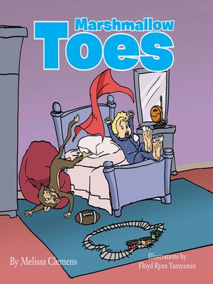 cover image of Marshmallow Toes