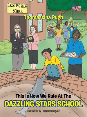cover image of This Is How We Rule at the Dazzling Stars School