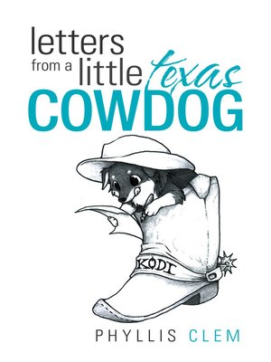 cover image of Letters from a Little Texas Cowdog