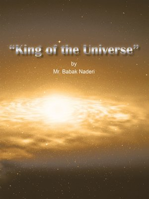 "cover image of ""King of the Universe"""