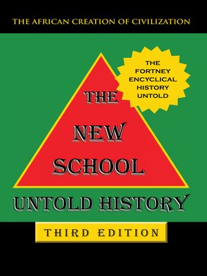 cover image of The New School Untold History