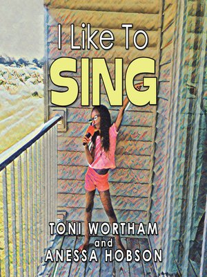 cover image of I Like to Sing