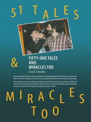 cover image of Fifty-One Tales and Miracles Too