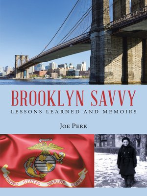 cover image of Brooklyn Savvy