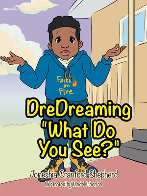 """cover image of Dredreaming """"What Do You See?"""""""