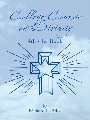 cover image of College Course on Divinity