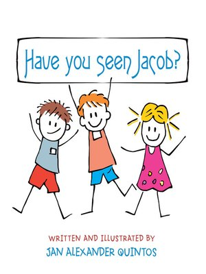 cover image of Have You Seen Jacob?