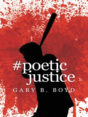 cover image of #Poeticjustice