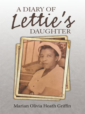 cover image of A Diary of Lettie'S Daughter