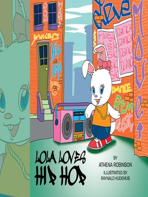 cover image of Lola Loves Hip Hop