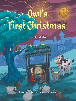 cover image of Owl's First Christmas