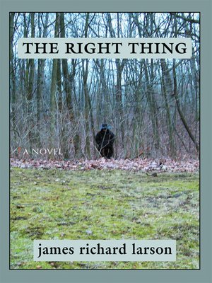 cover image of The Right Thing