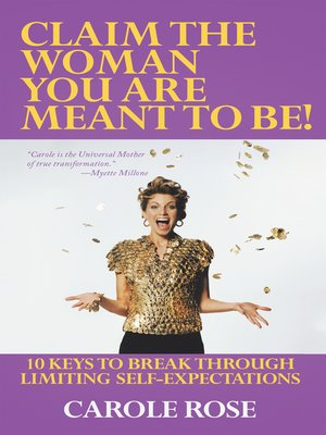 cover image of Claim the Woman You Are Meant to Be!