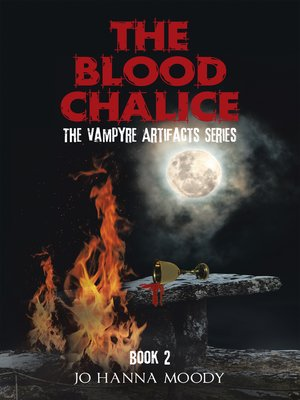 cover image of The Blood Chalice