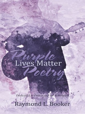 cover image of Purple Lives Matter Poetry
