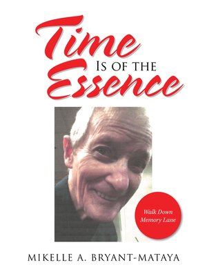cover image of Time Is of the Essence