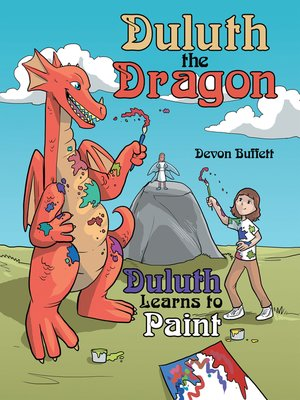 cover image of Duluth the Dragon