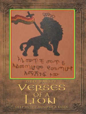 cover image of Verses of a Lion