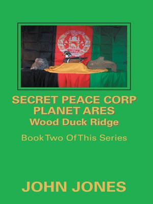 cover image of Secret Peace Corp Planet Ares Wood Duck Ridge