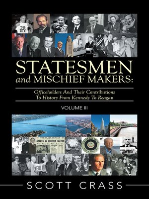 cover image of Statesmen and Mischief Makers