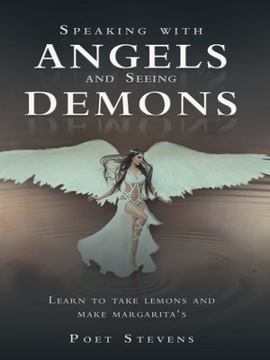 cover image of Speaking with Angels and Seeing Demons