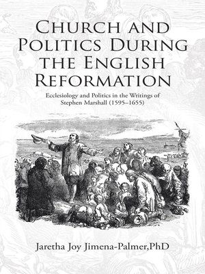cover image of Church and Politics During the English Reformation