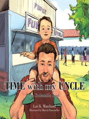 cover image of Time with My Uncle