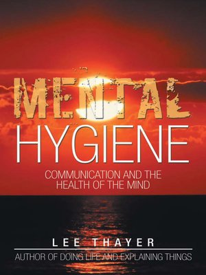 cover image of Mental Hygiene