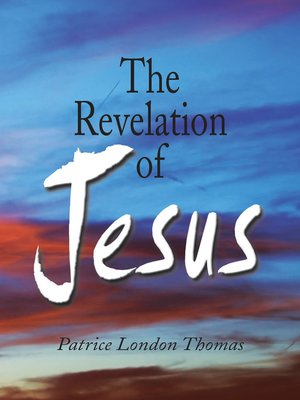 cover image of The Revelation of Jesus