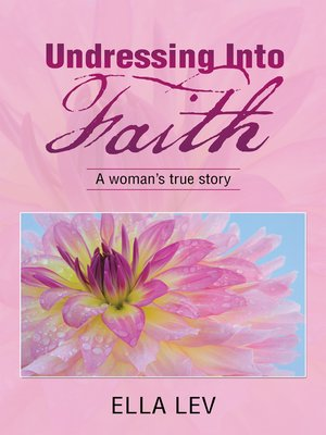 cover image of Undressing into Faith