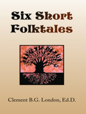 cover image of Six Short Folktales
