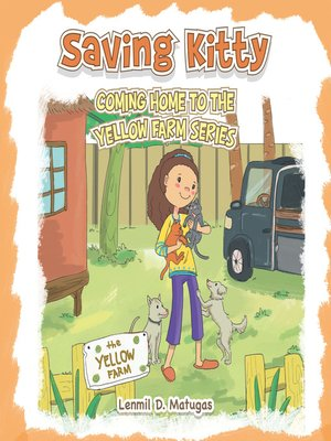 cover image of Saving Kitty