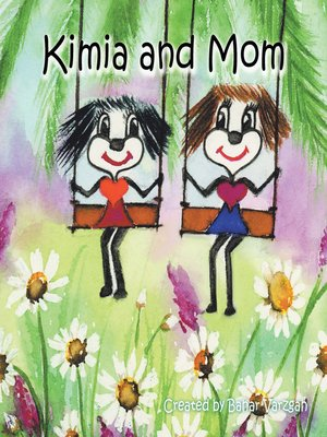 cover image of Kimia and Mom