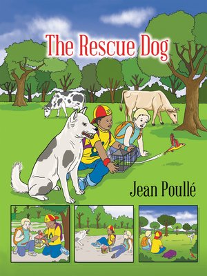 cover image of The Rescue Dog