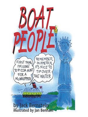 cover image of Boat People