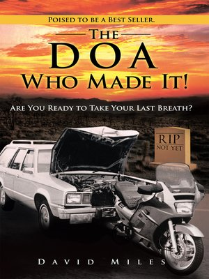 cover image of The Doa Who Made It!