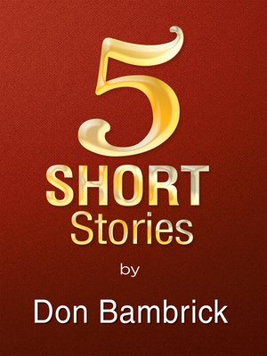cover image of 5 Short Stories