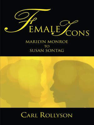 cover image of Female Icons