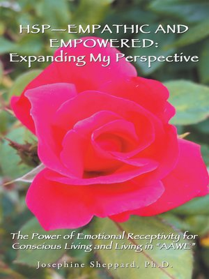 cover image of Hsp—Empathic and Empowered