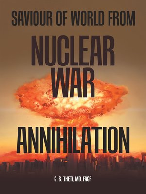 cover image of Saviour of World from Nuclear War Annihilation