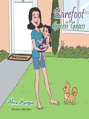 cover image of Barefoot on the Green Grass