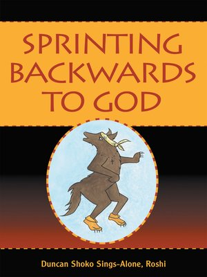 cover image of Sprinting Backwards to God