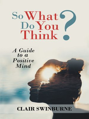 cover image of So What Do You Think?