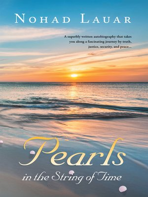 cover image of Pearls in the String of Time
