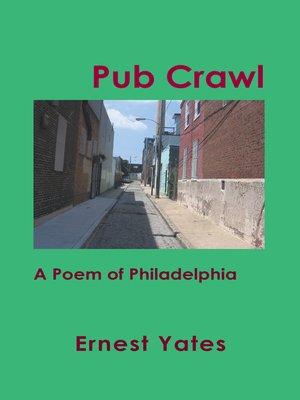 cover image of Pub Crawl