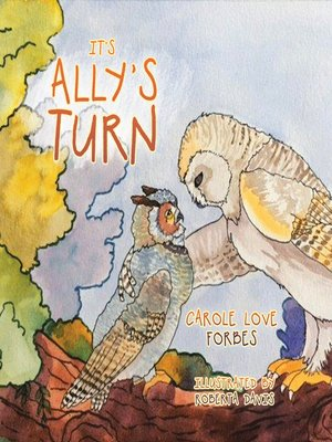 cover image of It's Ally's Turn