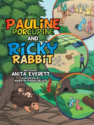cover image of Pauline Porcupine and Ricky Rabbit